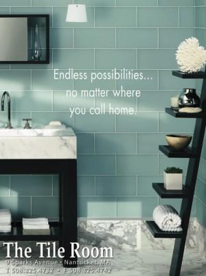 The Tile Room, Ad Design